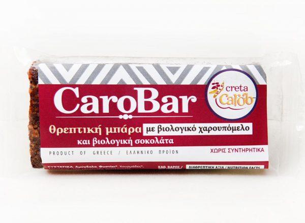 Energiabatoon mahe šokolaadiga 45gr