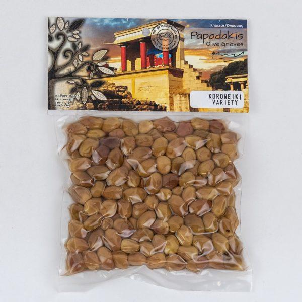 Koroneiki oliivid 150g