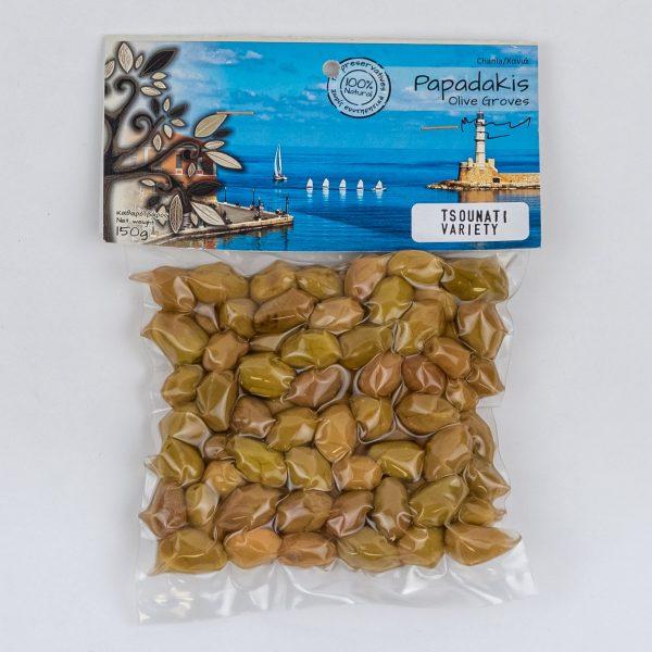 Tsounati oliivid 150g
