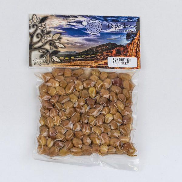 Koroneiki oliivid rosmariiniga 150g