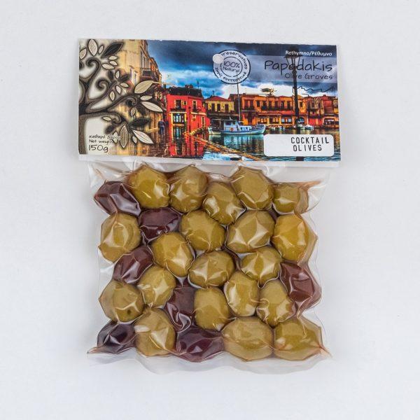 Kokteili oliivid 150g