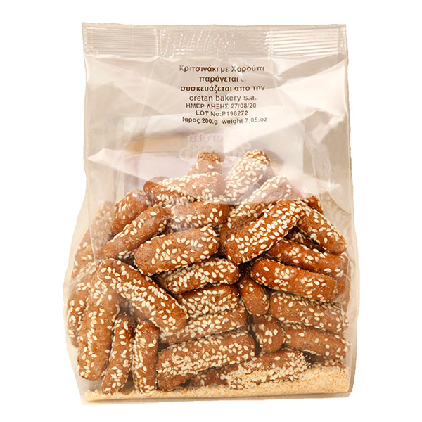 Kaarobi leivakesed suhkruta 200gr
